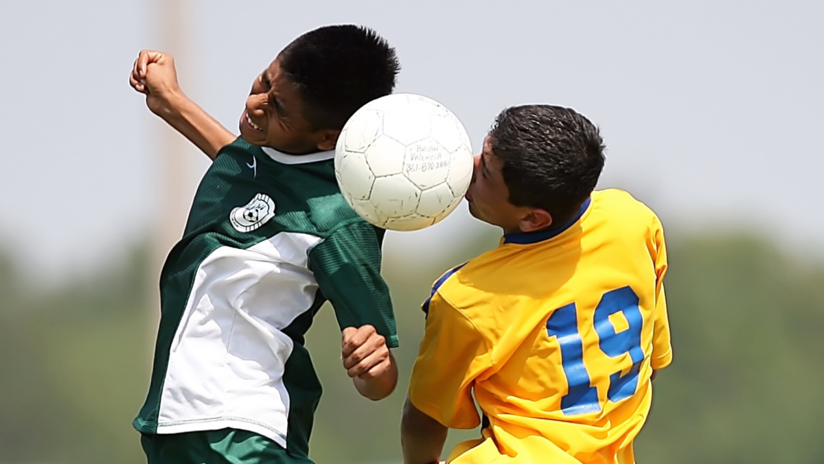 Concussion: A Problem From Heading The Ball In Soccer?