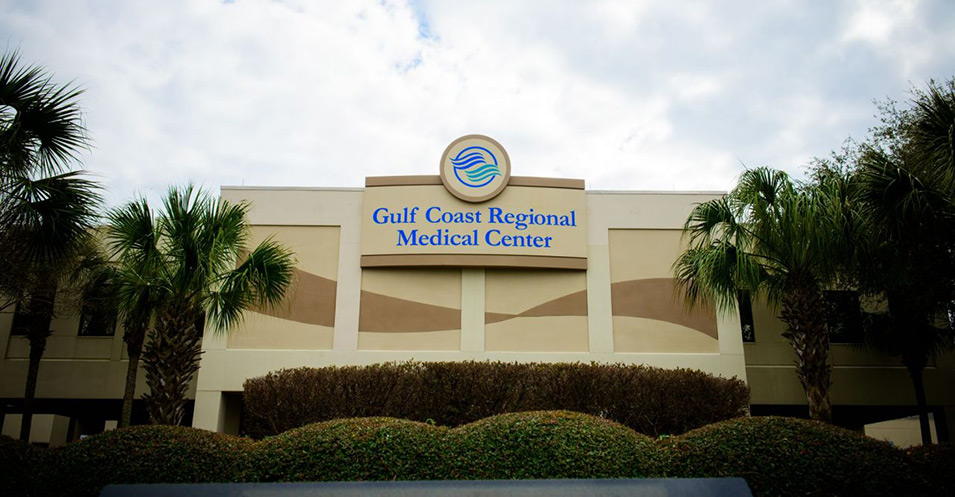 Trauma Division at Gulf Coast