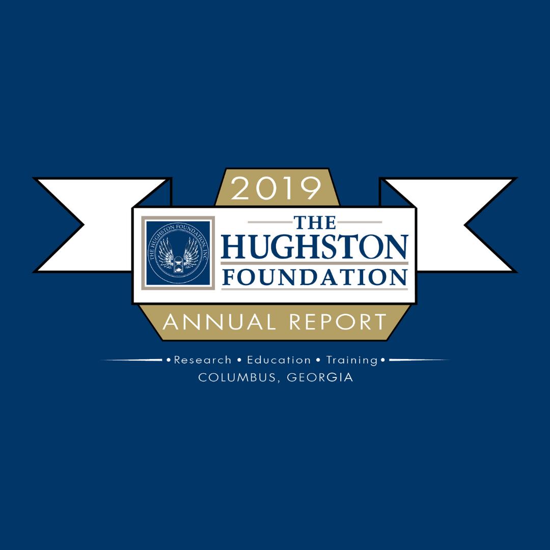 Hughston Foundation 2019 Annual Report