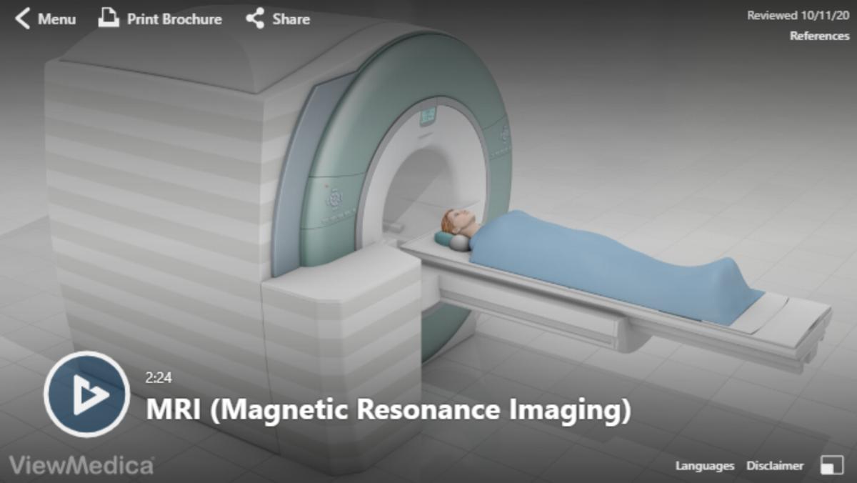 Video: MRI (Magnetic Resonance Imaging)