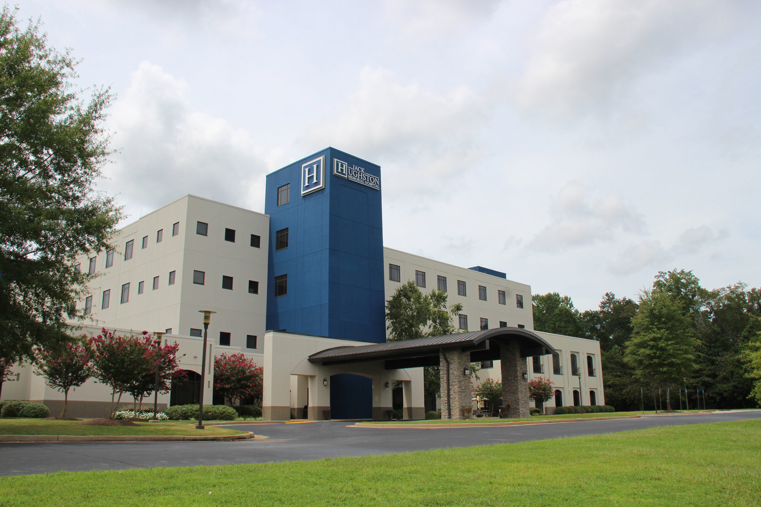 Jack Hughston Memorial Hospital designated as Blue Distinction Center+
