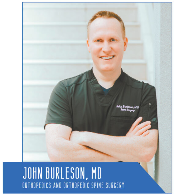 Burleson, Medical Professionals Magazine
