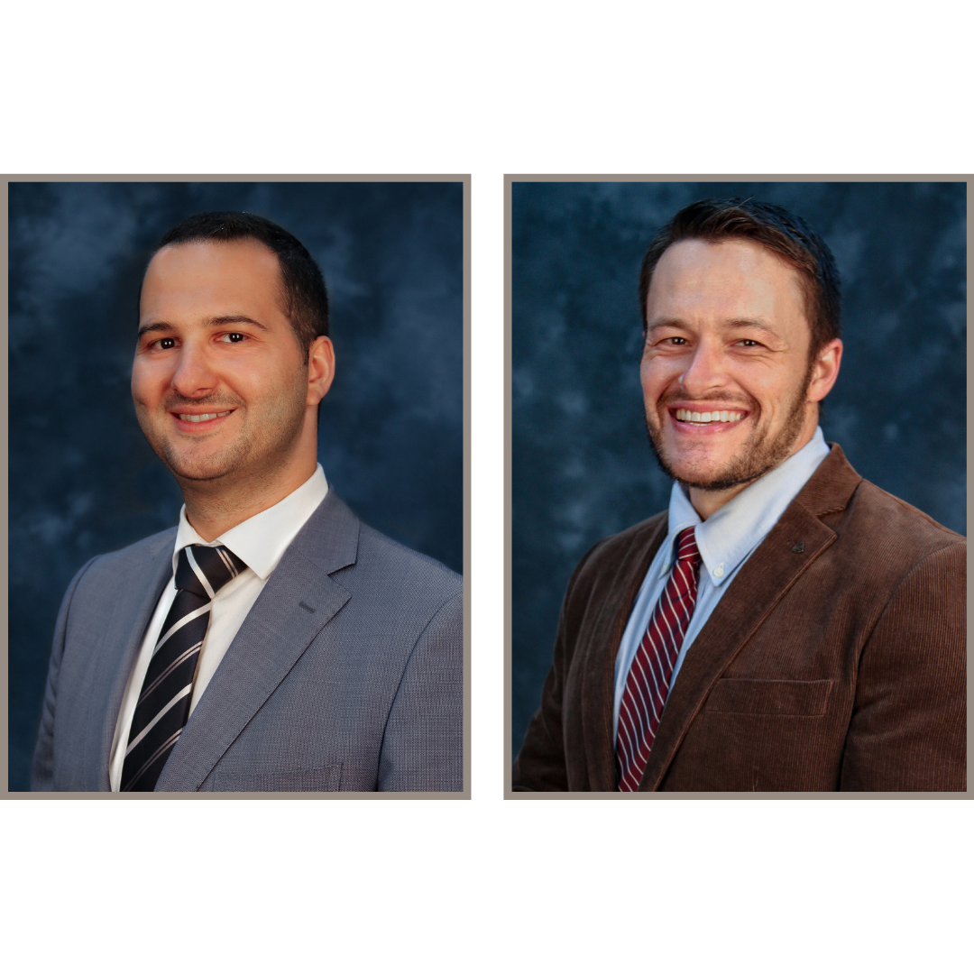 Welcome Achraf H. Jardaly, MD, and Eric Gruenberger, MD, to the Hughston Foundation Research Program